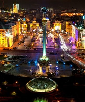 Kiev Places to Visit
