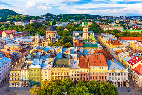 lviv travel