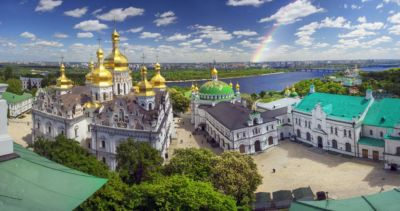 Temples and churches in Kiev